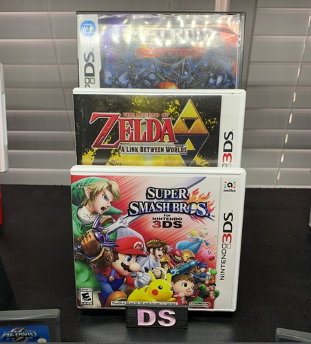 Base Juegos Ds/3ds