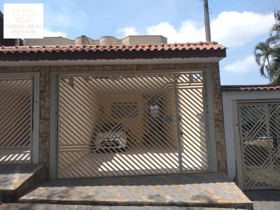 Lindo Sobrado Na Cidade Patriarca - Ca00309 - 34495415