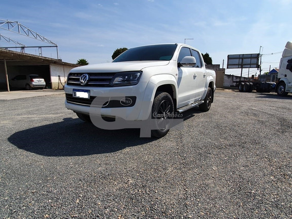 Vw Amarok Highline Cd 4x4 16/16