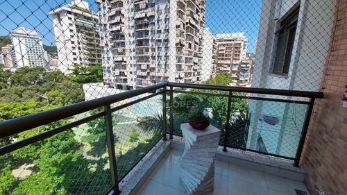 Apartamento À Venda, 98 M² Por R$ 720.000,00 - Icaraí - Niterói/rj - Ap47292