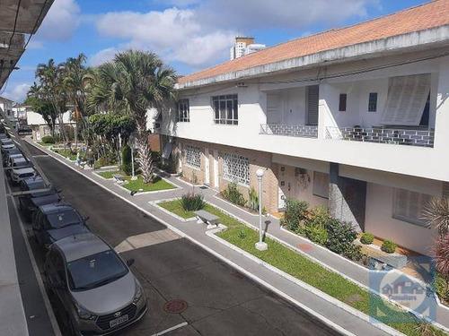 Casa Com 3 Dormitórios À Venda, 140 M² Por R$ 529.000,00 - Encruzilhada - Santos/sp - Ca1138