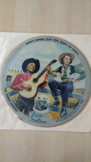 Picture Disc Vogue Antiguo Usa