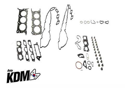 Imagem 1 de 1 de Jg. Juntas Completo Motor Kia Mohave 3.8 V6 2007/