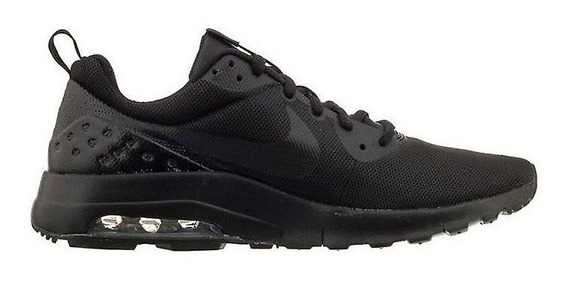 Tenis Nike Niños Negro Nike Air Max Motion Lw 917650001