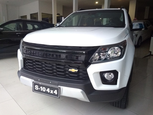 Chevrolet S-10 High Country 2.8 Ctdi 4x4 Automatica 2021