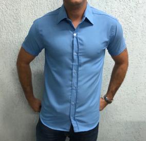 b2917a0f1b Kit Camisas Masculinas Social Microfibra - Calçados, Roupas e Bolsas ...