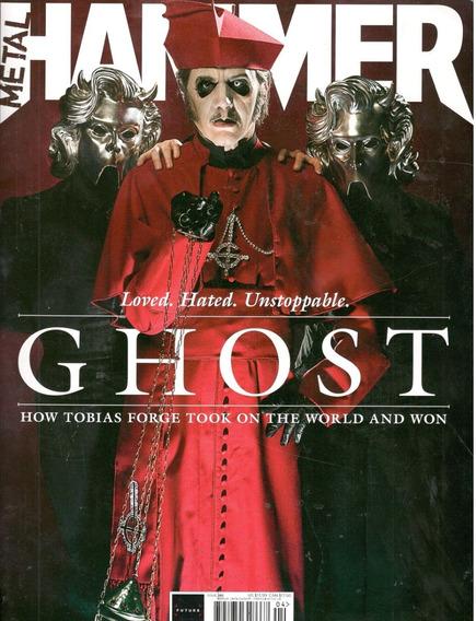 Metal Hammer - Revista De Rock Pauleira Ghost