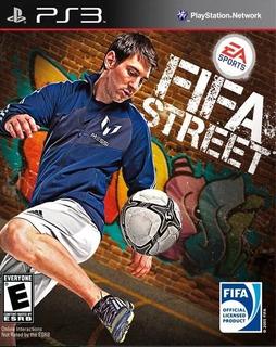 Fifa Street Ps3 Original- Play Perú