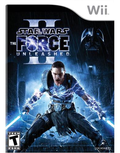 La Fuerza De Star Wars Unleashed 2 (wii)