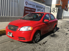 Chevrolet Aveo 1.6 M 5vel Mp3 R-14 Mt