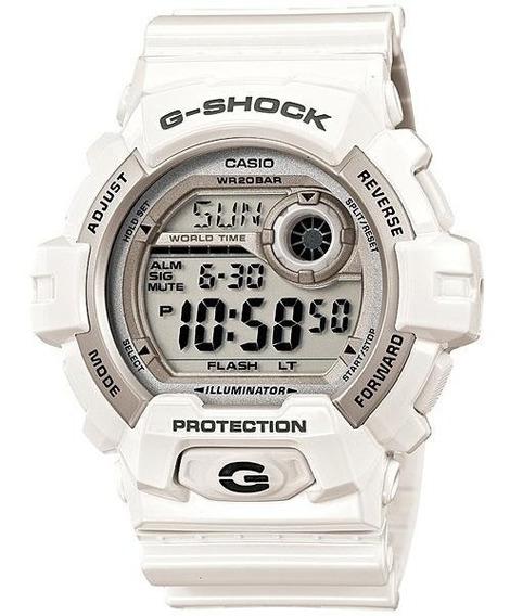 Reloj Casio G - Shock Modelo G8900 Blanco