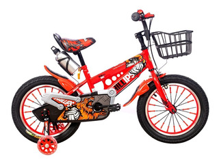 Bicicleta Niño Niña Rin 16 Pulgadas Phillips Súper Recatea®