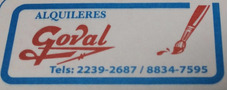 Andamios Alquileres Goval