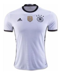 Camisa Oficial adidas Seleção Da Alemanha Euro 2016 I Jogado