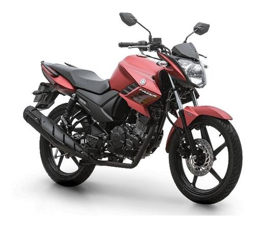 Imagem 1 de 2 de Fazer Ys 150 Ubs Yamaha 2022 0km Vermelha