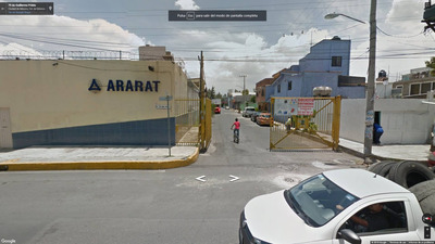 Oportunidad Nave Industrial En Santa Ana Poniente, Tlahuac