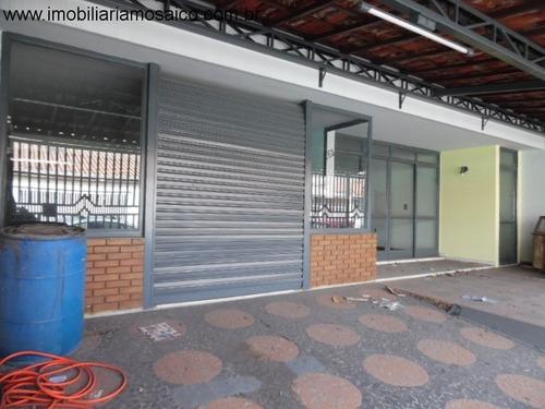 Imagem 1 de 30 de Casa E Salão Comercial, Ponte São João - 22745 - 32672939