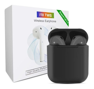 Audífonos Bluetooth I18 Tws 5.0 Tactil AirPods Inalambricos