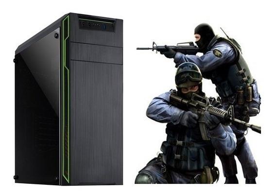 Cpu Gamer Amd A10-9700 16gb Hd500g Radeon R7 Inte Roda Cs Go