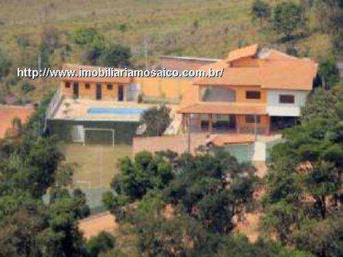 Imagem 1 de 24 de Chácara Lagoa Dos Patos, Permuta Com Apartamentos - 81502 - 4491309