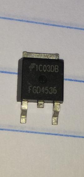 Transistor Igbt Fgd4536 100% Original Kit 3 Peças