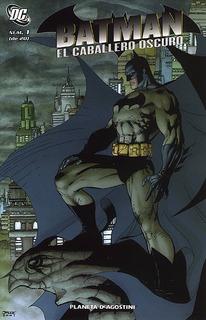 Pack Coleccionable Batman El Caballero Oscuro - Deagostini