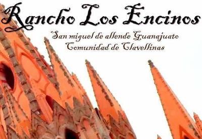 Rancho Los Encinos, 280 Hectáreas A 37 Km De San Miguel De A