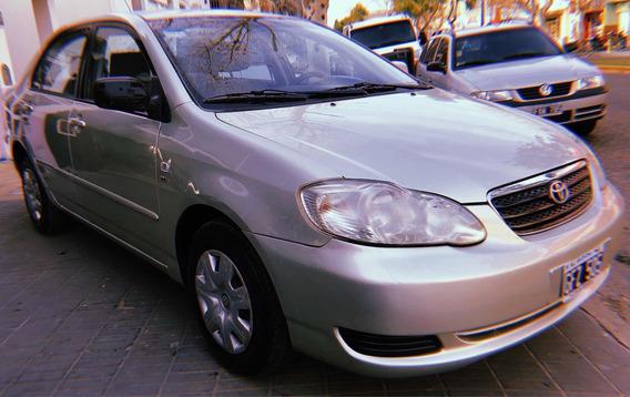 Toyota Corolla Xli 1.6 Mt 2007 Full Con 4 Levanta Vidrios.