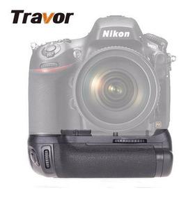 Battery Grip Para Câmera Nikon D800 D800e D810 Mb-d12
