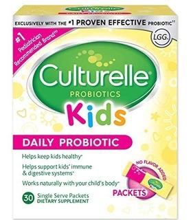 Suplemento Probiótico Niños, Sistema Inmune Digestivo Saluda