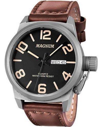 Relógio Masculino De Pulso Military Ma33406c
