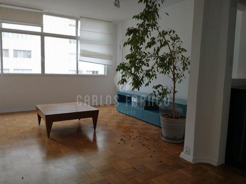 Imagem 1 de 15 de Apartamento 2dorms - Itaim - Rua Itacema 100m2 - Ze17442