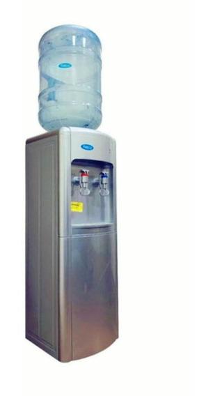 Dispenser De Agua Natural Calor De Pie Para Botellones