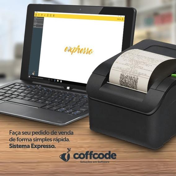 Sistemas Coffcode Emissor Nf-e, Nfc-e + Ordem De Serviço