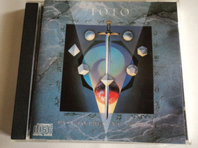 Cd-toto:past To Present:hard Rock:pop:original
