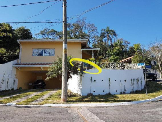 Casa Residencial À Venda, Parque Das Rosas, Cotia - Ca3910. - Ca3910