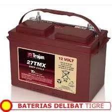 Bateria Trojan 27tmx Ciclo Profundo (no Envios)