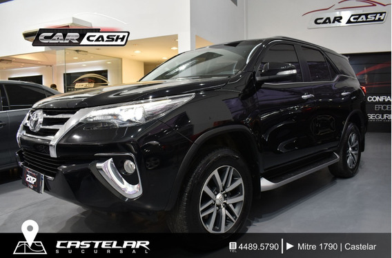 Toyota Sw4 2.8 Srx 177cv 4x4 7as At - Car Cash