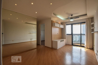 Apartamento No 14º Andar Mobiliado Com 2 Dormitórios E 1 Garagem - Id: 892891435 - 191435