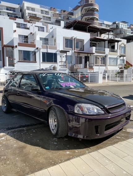 Honda Civic Hatchback 99 Nacional