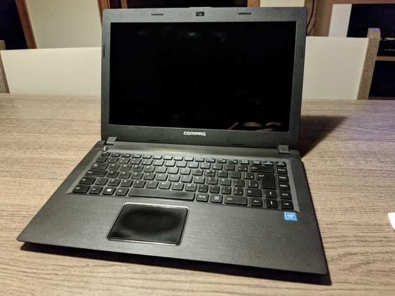 Notebook Compaq Cq23 4gb 500gb Hd Dual Core