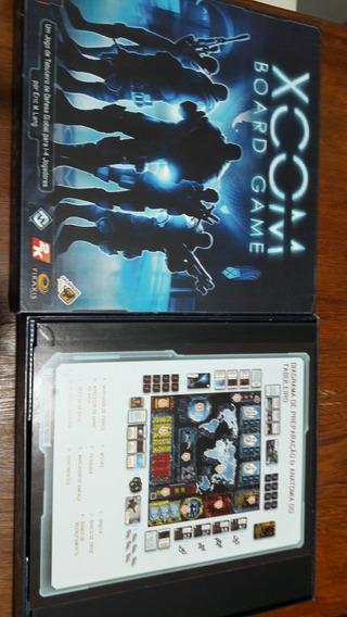 Jogo Xcom: The Board Game