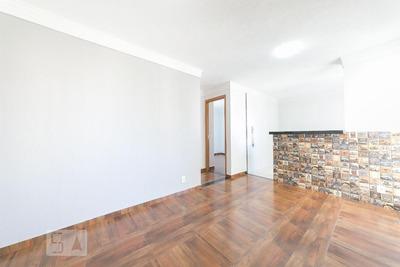 Apartamento No 2º Andar Com 2 Dormitórios E 1 Garagem - Id: 892929589 - 229589