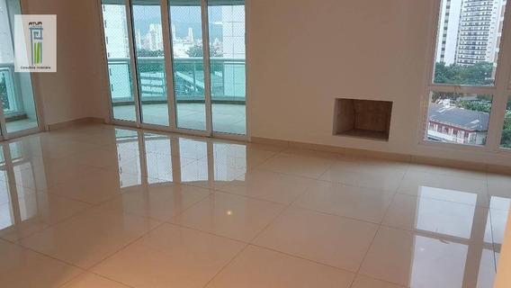 Apartamento Com 4 Dormitórios À Venda, 236 M² Por R$ 2.014.000,00 - Santana - São Paulo/sp - Ap0748
