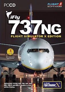 Fsx - Mega Aeronave Ifly - Boeing 737 + 747 + Brinde