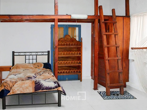 Imagen 1 de 10 de Increíble Loft En Mixcoac, A 1 Calle Del Metro., 13108