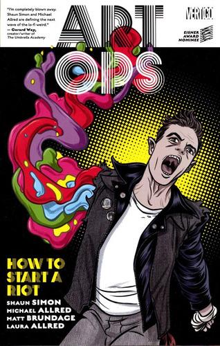 Art Ops Tp Vol 1 + 2