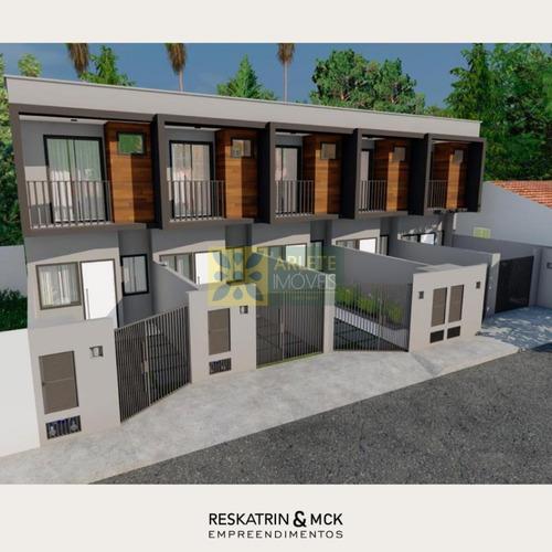 Imagem 1 de 3 de Casa No Bairro Perequê Em Porto Belo Sc - 2668