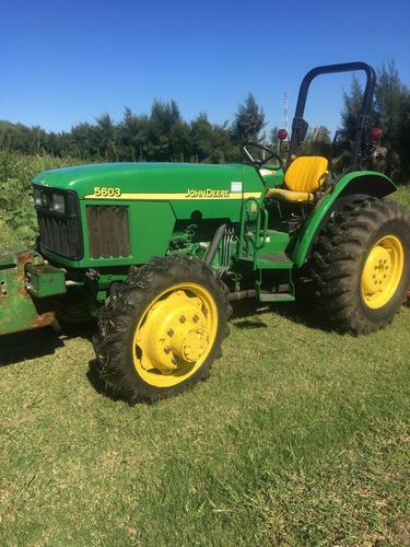 Tractor John Deere 5603 Frutero Brasil