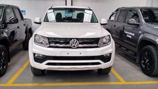 Okm Volkswagen Amarok 4x2 Confortline Aut My17 Alra Tasa 0%